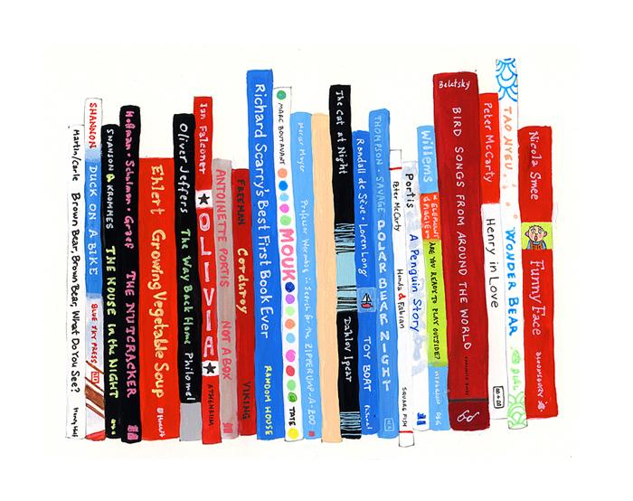 IdealBookshelf24