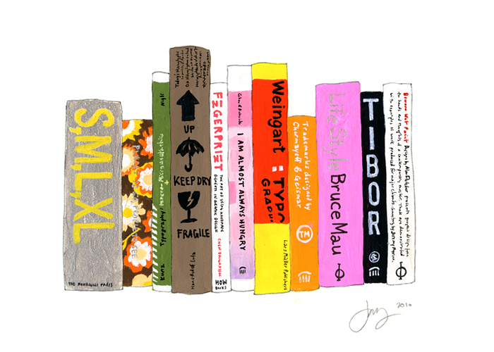 IdealBookshelf45