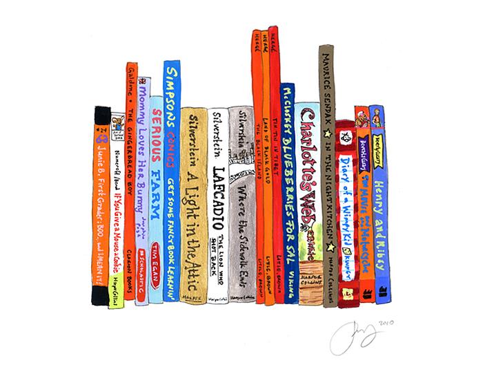 IdealBookshelf75