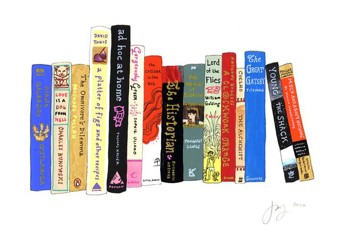 IdealBookshelf76