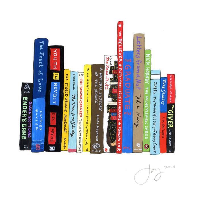 IdealBookshelf84