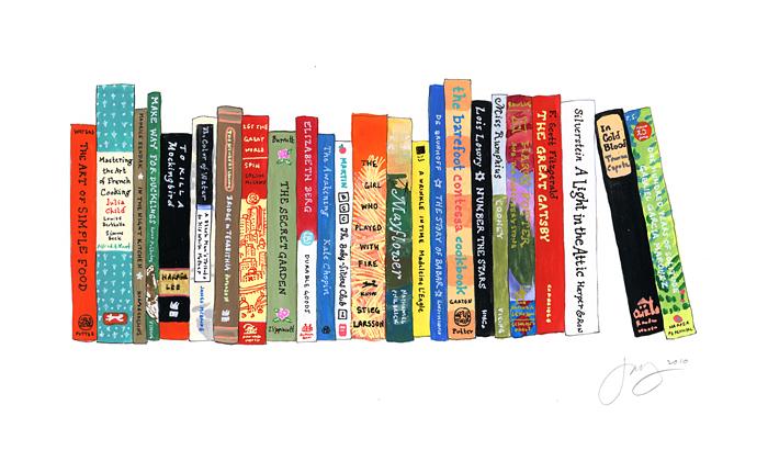IdealBookshelf85