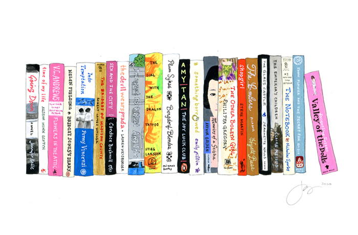 IdealBookshelf96
