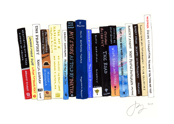 IdealBookshelf64