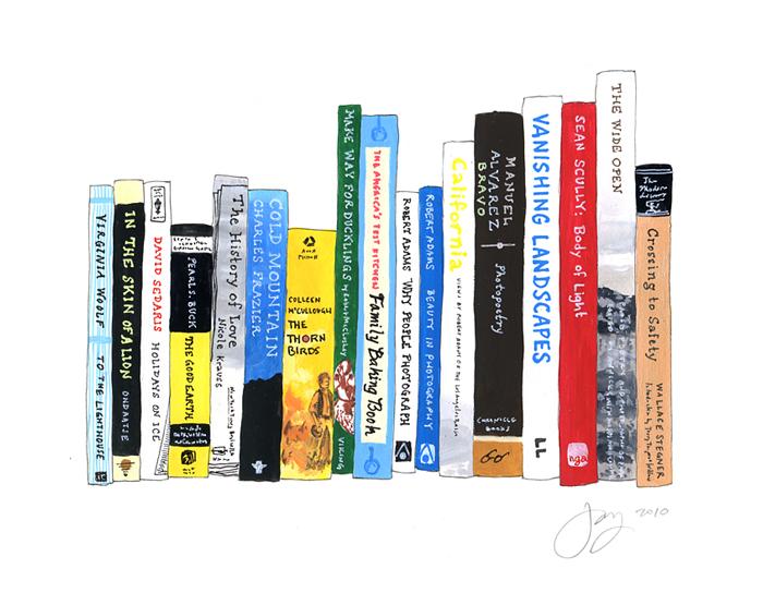 IdealBookshelf74