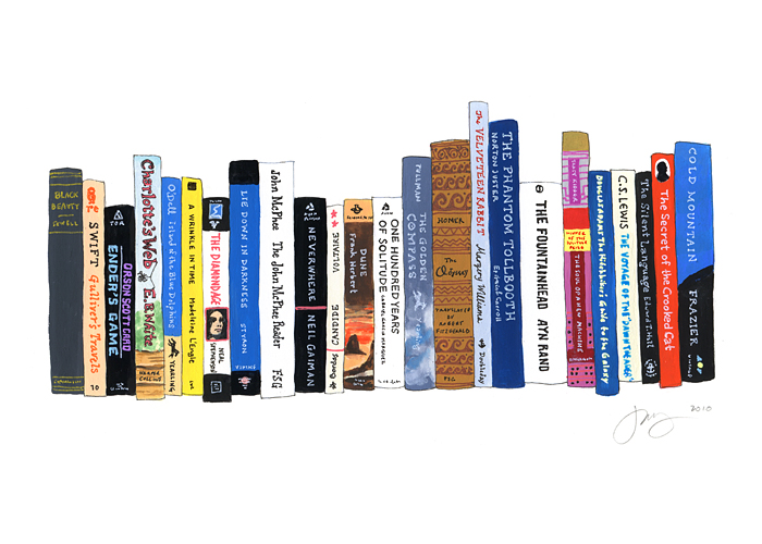 IdealBookshelf79