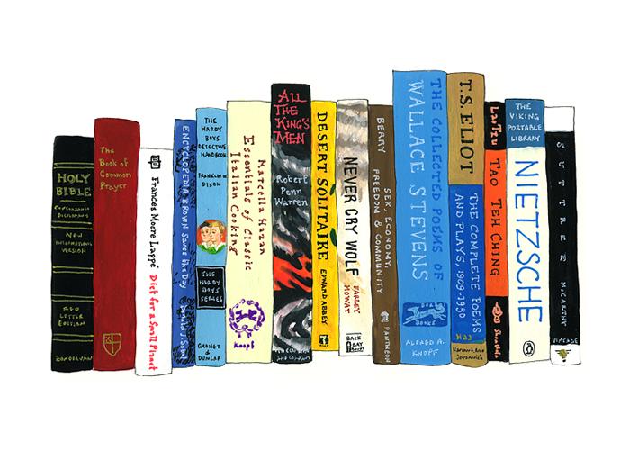 IdealBookshelf80