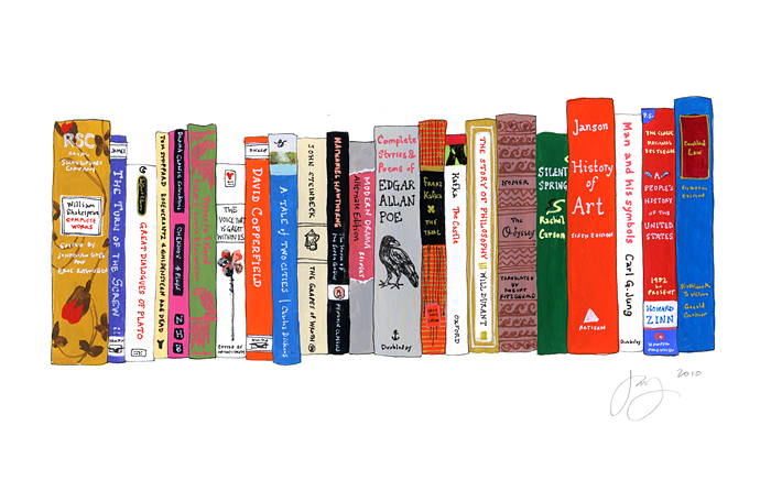 IdealBookshelf86