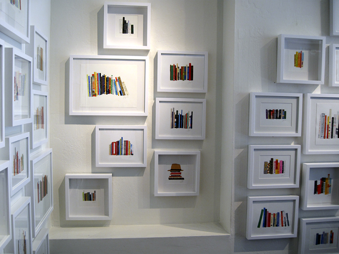 Framing - Ideal Bookshelf